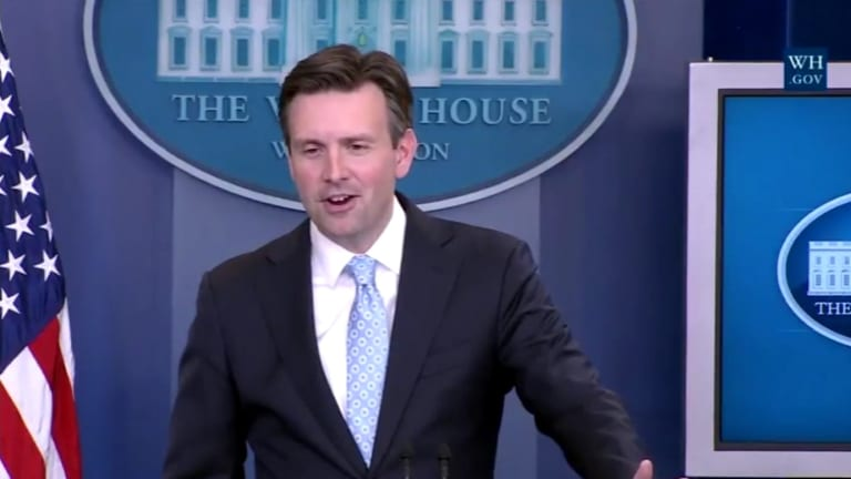 """White House Epically Trolls Ted Cruz Over IRS Chief: """"He Deserves Our Gratitude"""""""