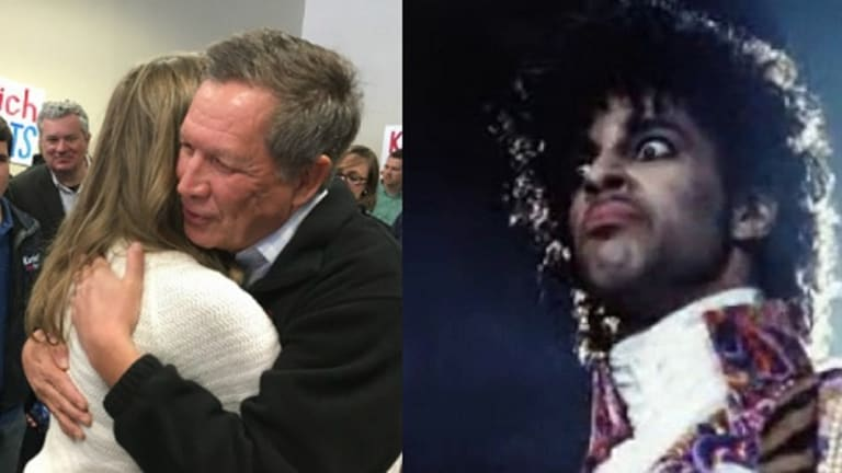 John Kasich's Unbelievable Reaction to Prince's Death is the Most Republican Thing Ever