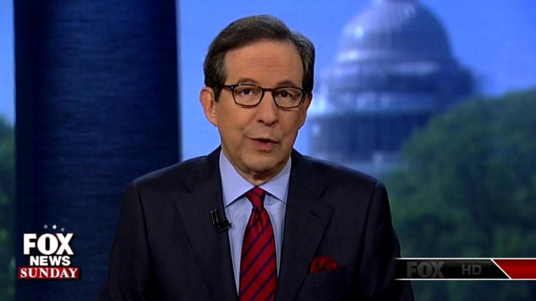 Even Fox News' Chris Wallace Fact-Checked Bathroom Bills, Calls Bullsh*t