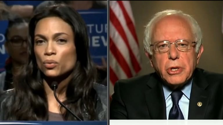 "Bernie Sanders Thinks Bringing Up Monica Lewinsky Is Fair Game, Depending On ""Context"""