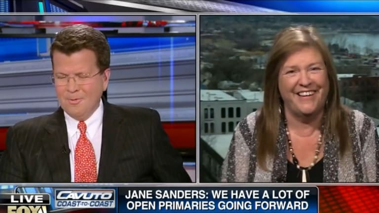 Holy Frick, Is Jane Sanders Also Hoping Hillary Indictment Will Save Bernie?