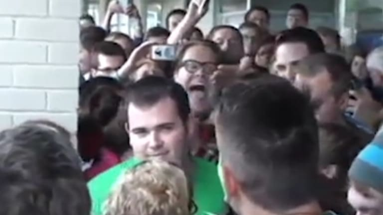 Watch Indiana Voter Hilariously Punk Ted Cruz to His Face