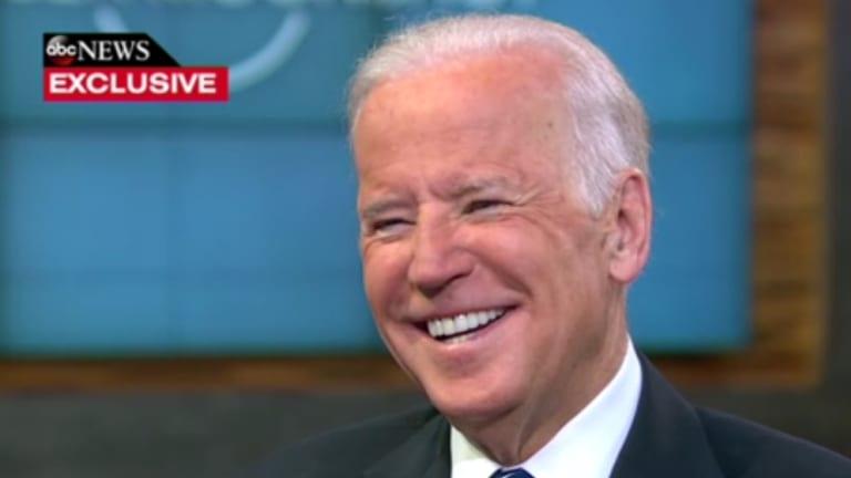 Oops! He Did it Again! Joe Biden Goes Rogue and Endorses Hillary