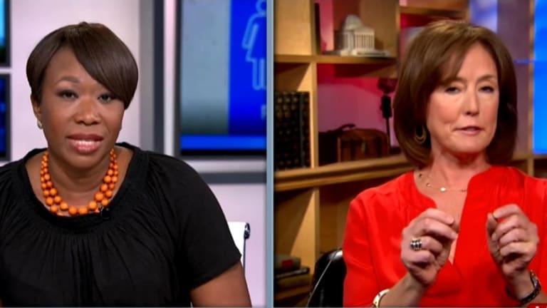 Joy Reid Crushes Republican Guest on Anti-Trans Bathroom Bill