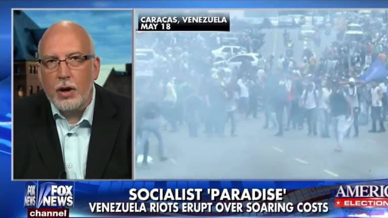 Jeff Weaver Pimps Bernie Sanders on Fox and Friends, Gets Punked For His Trouble