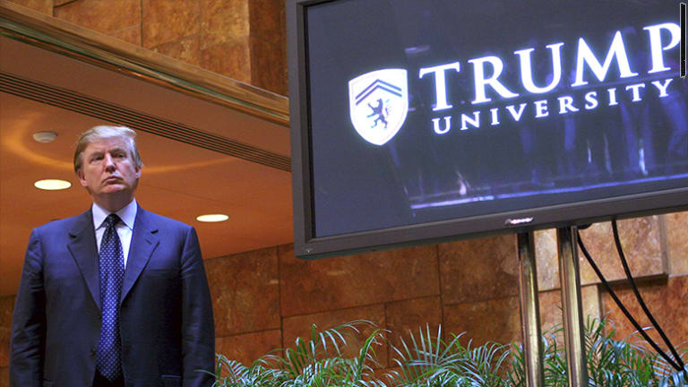 MEMBERS ONLY: If You Went to Trump University You Deserved to Get Ripped Off