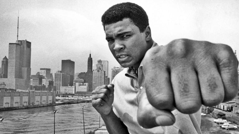 Muhammad Ali: The Greatest Who Ever Did it