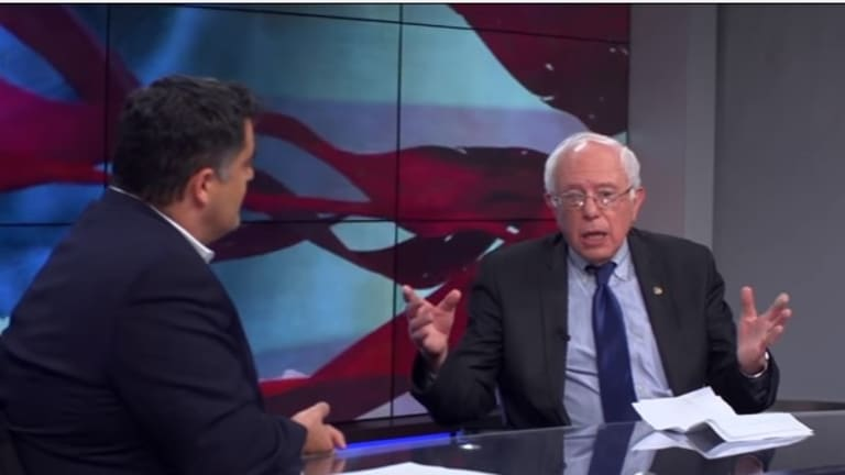 Cenk Uygur Says It's 'In Bounds' For Bernie Sanders Surrogates to Bring Up Monica Lewinsky
