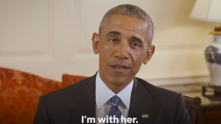 """I'm With Her!"" President Barack Obama Endorses Hillary Clinton"