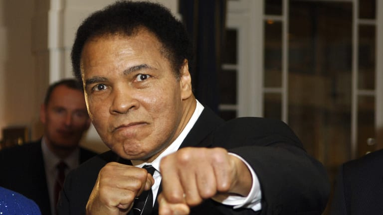 Banter M Issue 52: Muhammad Ali Exclusive Interview