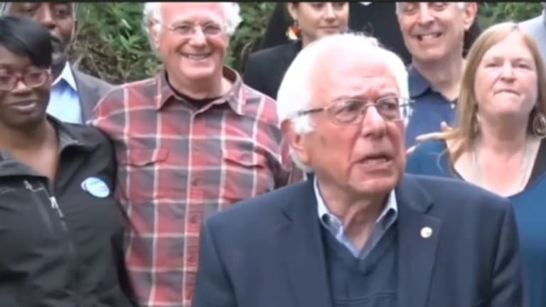 Bernie Sanders Haters Smear Jane Sanders for Supposedly Laughing During Orlando Shooting Statement