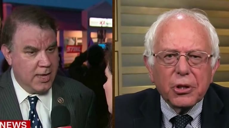 Sorry, Conservatives, Alan Grayson and Bernie Sanders Are Right About Automatic Weapons