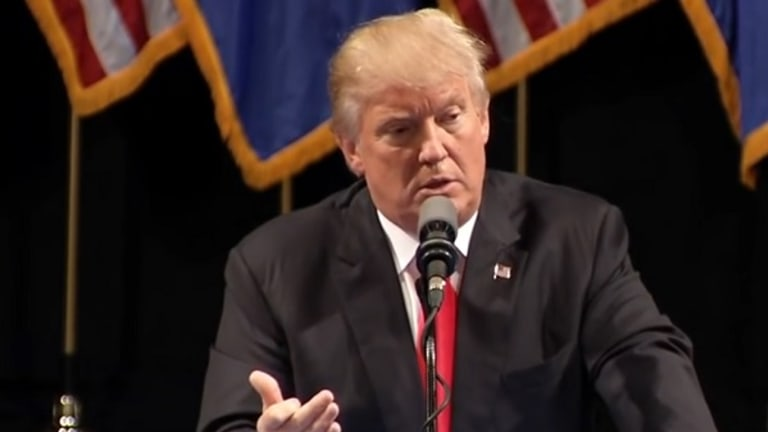 Watch Donald Trump Prove How Racist He Is Again Part Eleventy-Billion