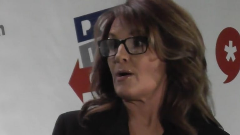 Sarah Palin Just Did The Funniest Sarah Palin Parody Ever