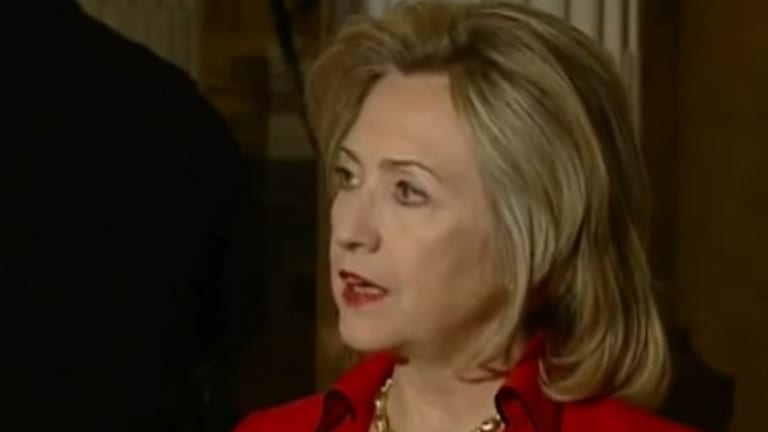 Gee, If Only Hillary Had Warned Republicans About Preventing Benghazi Ahead of Time