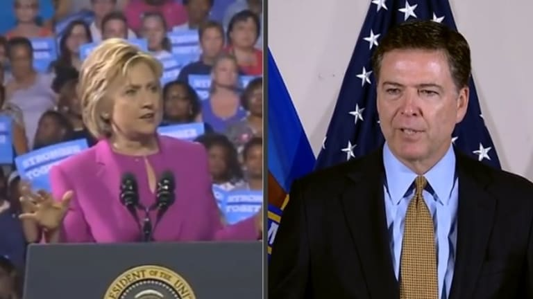 Here's Why Hillary Clinton Isn't a Liar and James Comey Needs to Shut the Entire F*ck Up