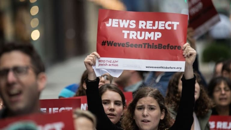 MEMBERS ONLY: Being A Jew In The Age Of Trump