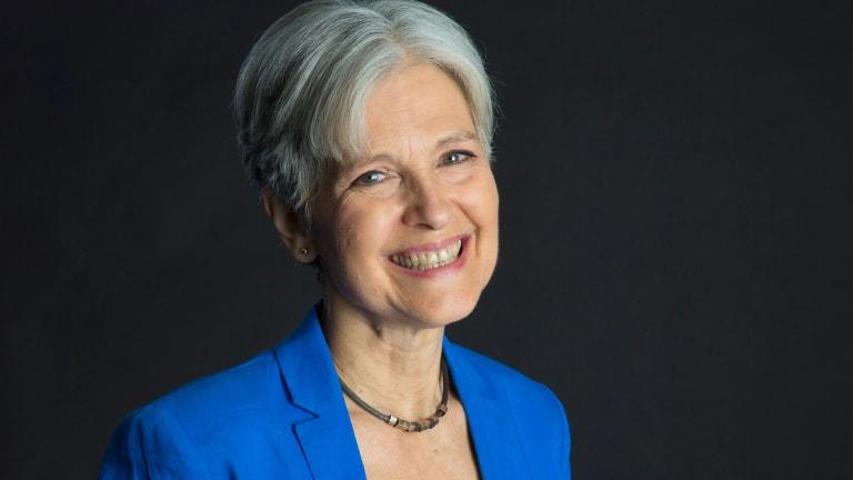 Jill Stein Has Gone Bye-Bye