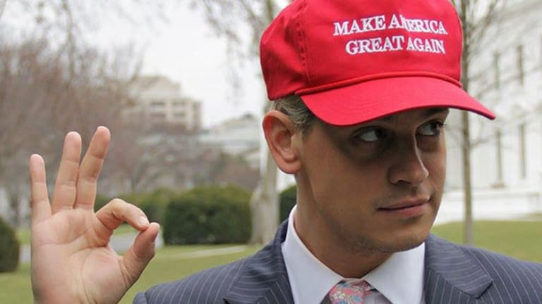 MEMBERS ONLY: Modern Day Icarus Milo Yiannopolous Finally Flies Too Close to the Sun