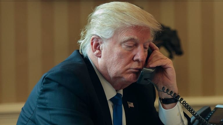 The President of Turkey Just Seized More Autocratic Power, So Trump Called to Congratulate Him