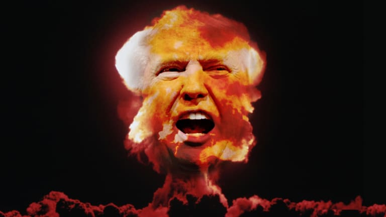 War Against North Korea Seems Inevitable with Trump, the Clown Dictator, Calling the Shots