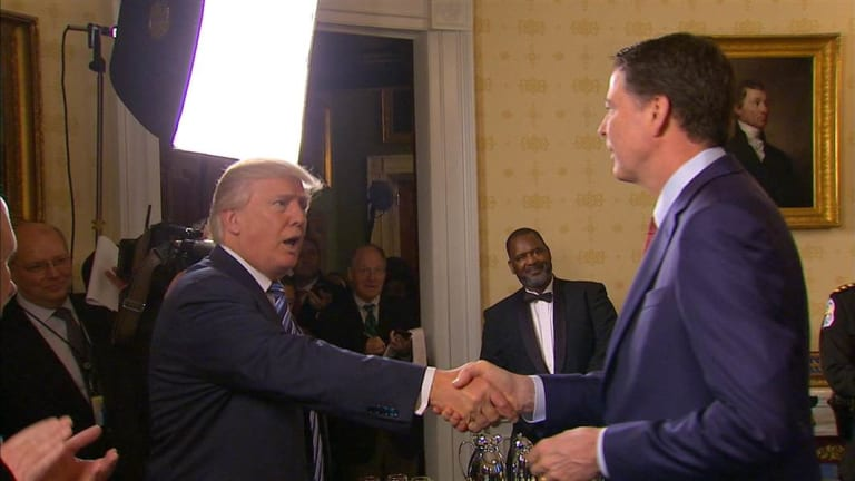 Trump's 'Saturday Night Massacre' Continues with the Sudden Firing of James Comey