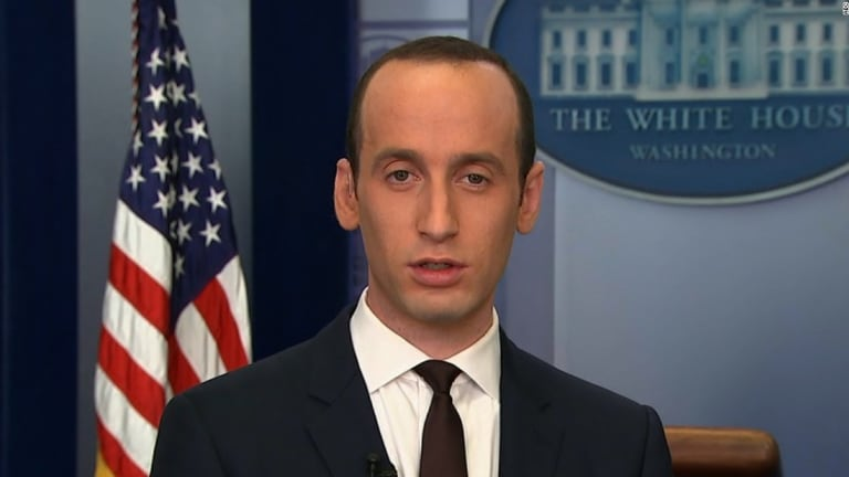 MEMBERS ONLY: The Fascism of Stephen Miller
