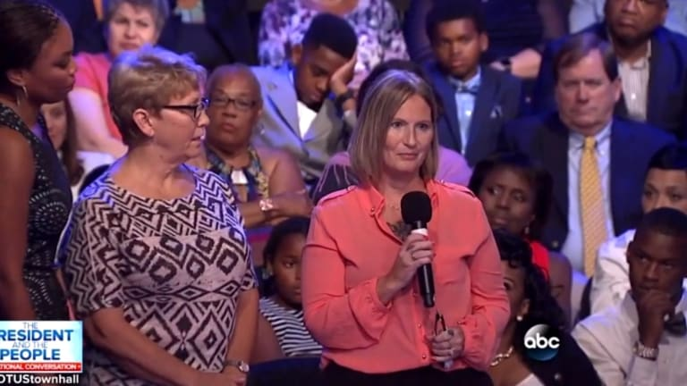 Here's What Was Wrong With ABC's Shitty Obama Town Hall on Race and Policing