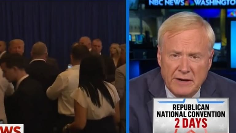 Watch Chris Matthews Ejaculate All Over Mike Pence's VP Acceptance Speech