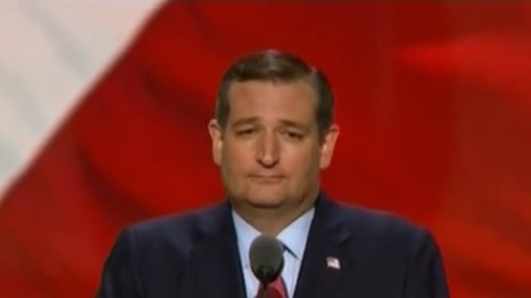 Who Knew Ted Cruz Would Give The Most Racist Speech at Donald Trump's Convention?