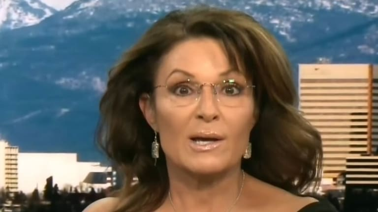 Sarah Palin Thinks These 'Top 5 Most Violent Obama Quotes' Are Worse Than Trump's Assassination Joke