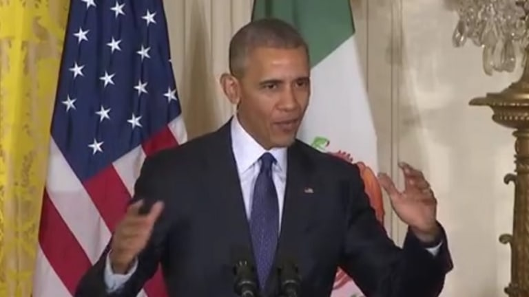 WATCH: President Obama Calmly Rains Devastating Facts on Donald Trump and Ronald Reagan