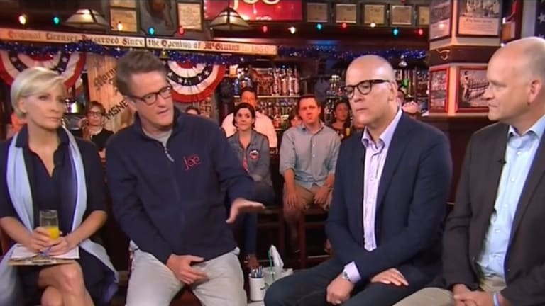 Joe Scarborough Falsely Claims DNC Leaks Show Plan to 'Ridicule' Bernie for Being 'a Jew'