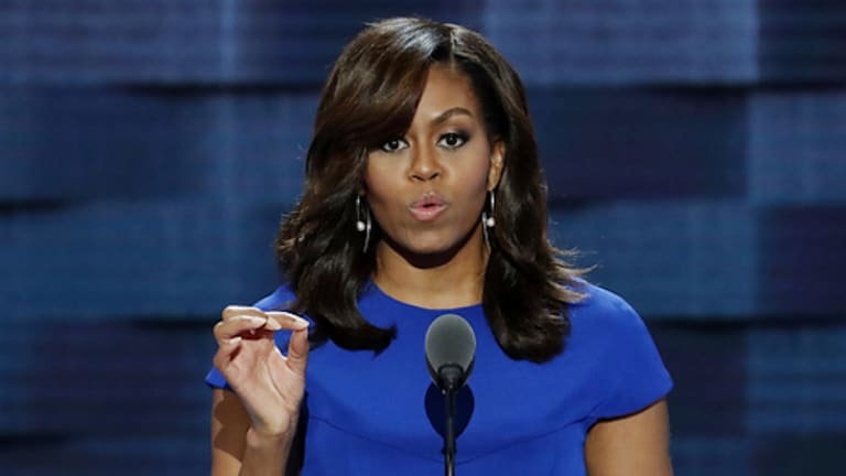 Michelle Obama Just Redefined Race and Politics in America