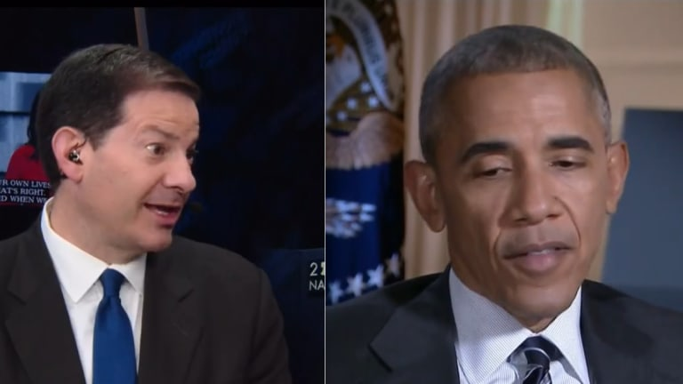 Breaking News: Mark Halperin a F*cking Liar Who Makes Sh*t Up About Obama to Defend Trump