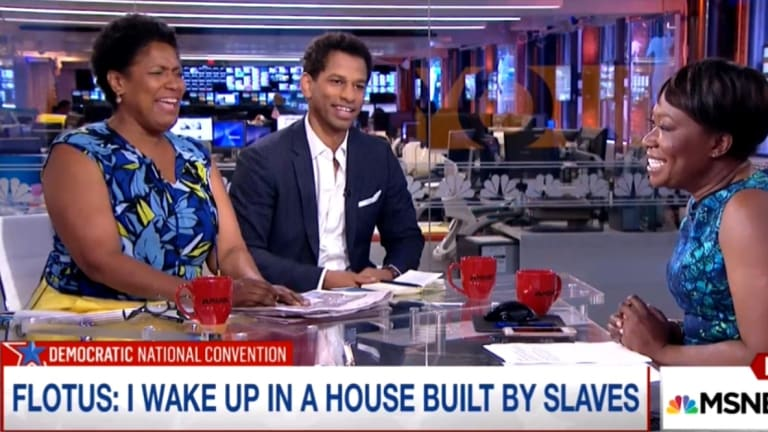 Joy Reid Panel Hilariously Torches Scumbag Conservatives Who Bashed Michelle Obama's Slavery Remarks