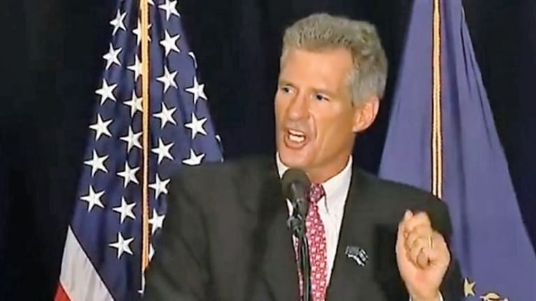 Scott Brown Says the Smartest Thing Anyone's Ever Said About Donald Trump