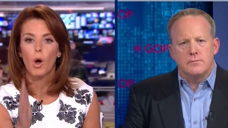 This Awesome Face-Melting Segment Is How Every Journalist Should Treat Political Flacks