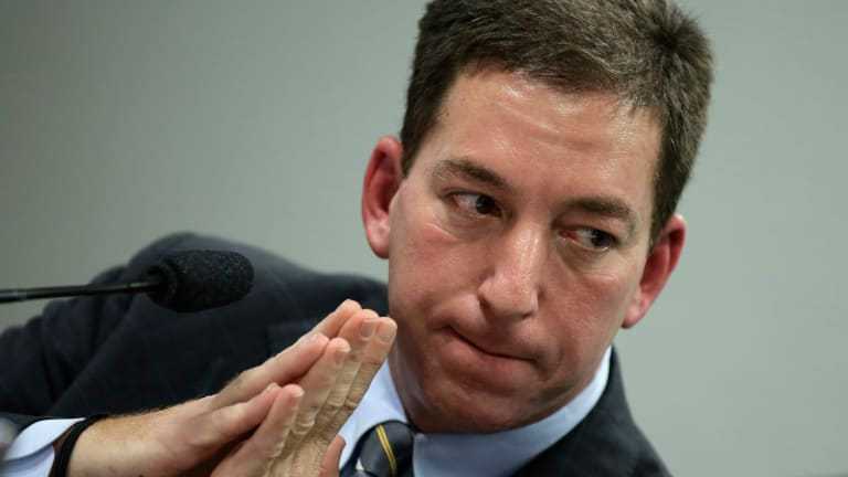 Greenwald's Privilege on Display: Says the Dems Shouldn't Have Demonized Romney or McCain as Threats to Democracy