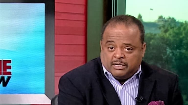 Roland Martin Destroys Black Pro-Trump Pastor's Tired Anti-Democrat Talking Point