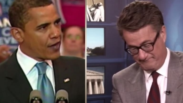 Joe Scarborough Mocks Obama For Promising To Do Things He Actually Wound Up Doing