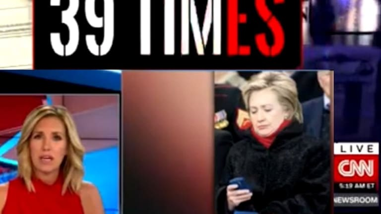 Hillary Clinton FBI Notes Didn't Actually Show 39 Times Hillary Told FBI 'I Can't Recall'