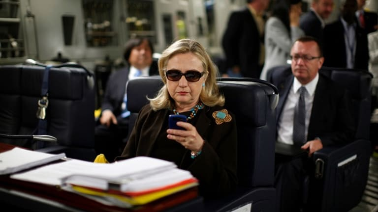 Exactly How the EFF is Hillary Clinton Supposed to Dispose of Her Old Cell Phone?