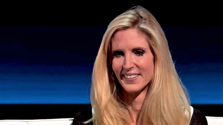Here's Ann Coulter Getting Savagely Slammed to Her Face For 8 Minutes