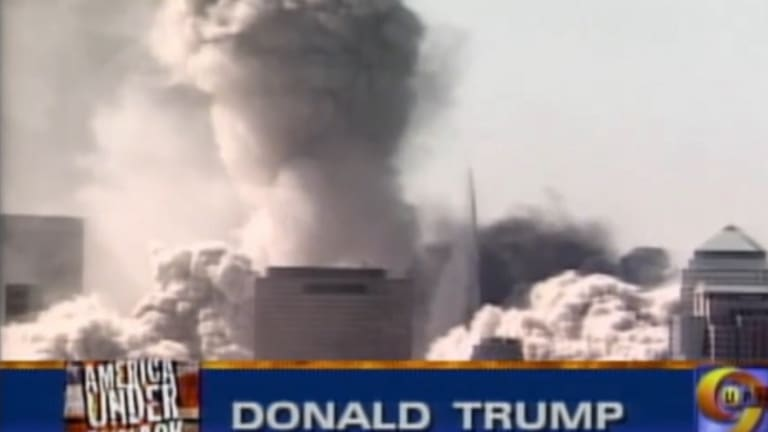 Yes, Donald Trump Really Did Brag ON 9/11 That His Building Was Tallest Now That Twin Towers Fell