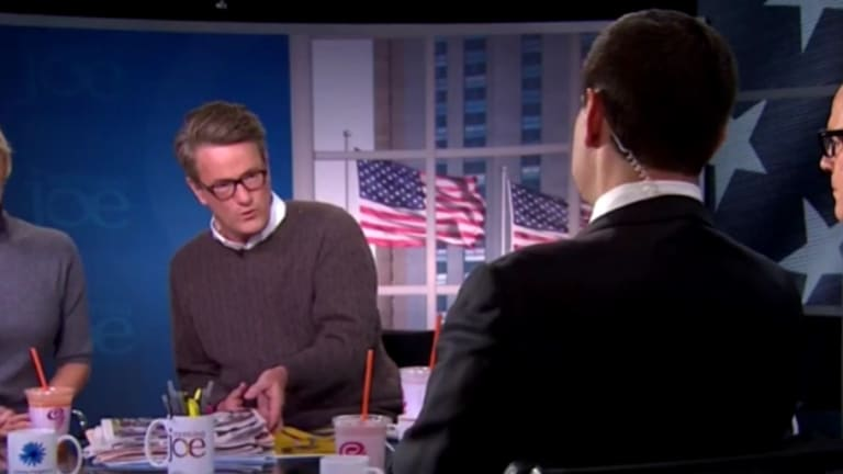 Joe Scarborough Literally Says It's Wrong to Call Racists 'Deplorable'