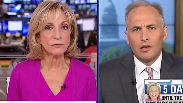 Andrea Mitchell Hilariously Pushes Back Against ISIS Rooting For Donald Trump