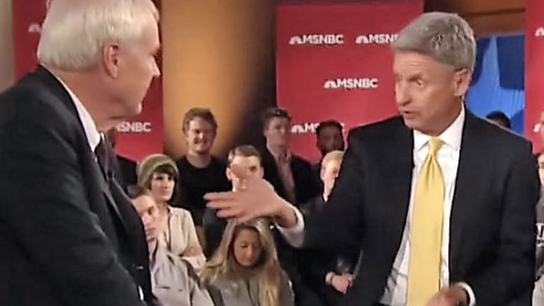 "Watch Gary Johnson Have Not One, But TWO MORE ""Aleppo Moments"""