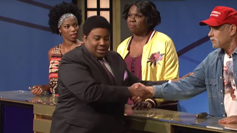 SNL's 'Black Jeopardy!' Sketch Unfairly Compared African-Americans to Racist Pro-Trump Whites