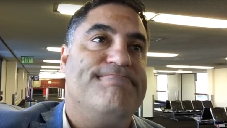 The Young Turks' Cenk Uygur Praises Trump for His 'Big Victory' in Bogus Carrier Factory Deal
